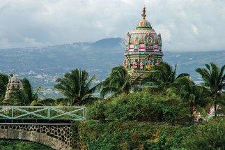 Temple Tamoul à St André